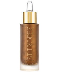 St. Tropez Self Tan Luxe Facial Oil, 30 ml