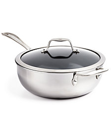 Zwilling J.A. Henckels Spirit Ceramic Nonstick 4.6-Qt. Perfect Pan