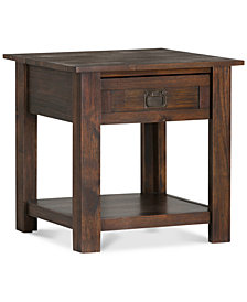 Oswen End Table, Quick Ship