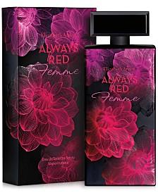 Elizabeth Arden Always Red Femme Eau De Toilette Fragrance Collection