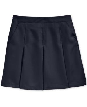 Nautica School Uniform Pleated Scooter Skirt Big Girls Plus