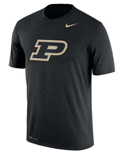 Nike Men's Purdue Boilermakers Legend Logo T-Shirt