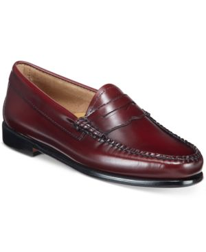 Women'S Weejuns Whitney Penny Loafers Women'S Shoes, Cordovan Leather