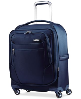 "Image of Samsonite Sphere Lite 2 19"" Carry-On Expandable Spinner Suitcase, Only at Macy's"