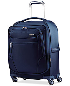 "Samsonite Sphere Lite 2 19"" Carry-On Expandable Spinner Suitcase, Created for Macy's"