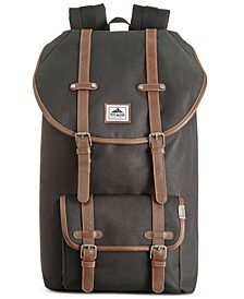 Men's Solid Utility Backpack