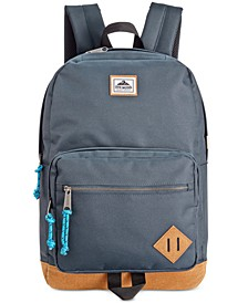 Men's Solid Classic Sport Backpack