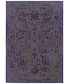 "CLOSEOUT! Oriental Weavers Revamp REV7692 6'7"" x 9'6"" Area Rug"