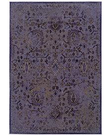 "CLOSEOUT! Oriental Weavers Revamp REV7692 6'7"" x 9'6"" Area Rug"