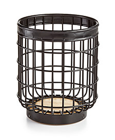 Martha Stewart Collection Wire Crock, Created for Macy's