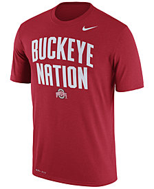 Nike Men's Ohio State Buckeyes Legend Authentic Local T-Shirt