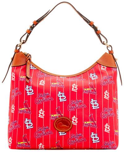 Dooney & Bourke St. Louis Cardinals Nylon Hobo