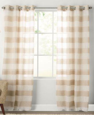 Miller Curtains Arlen Grommet Panel Collection