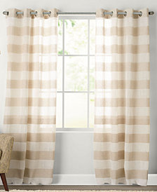 "Miller Curtains Arlen 50"" x 63""  Grommet Panel"