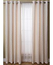 "Miller Curtains Caitlin 50"" x 84"" Grommet Panel"