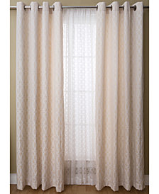 "Miller Curtains Caitlin 50"" x 84"" Grommet Panel"