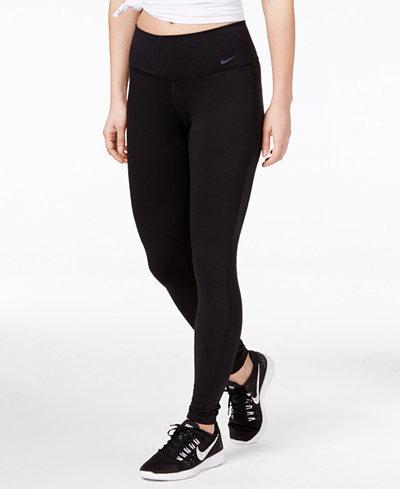2e2fd6925f3d8 Nike Legend Dri-FIT Cotton-Blend Training Leggings