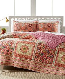 Jessica Simpson Tika Quilt & Sham Collection
