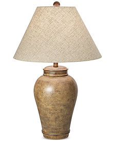 Pacific Coast Desert Oasis Table Lamp
