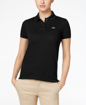 TWO-BUTTON CLASSIC-FIT POLO SHIRT