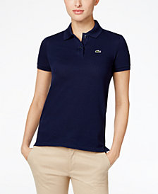 Lacoste Two-Button Classic-Fit Polo Shirt