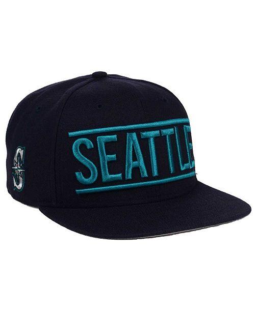 '47 Brand Seattle Mariners TC On Track Snapback Cap