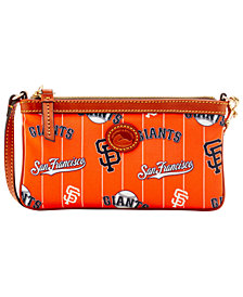 Dooney & Bourke San Francisco Giants Nylon Wristlet