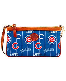 Dooney & Bourke Chicago Cubs Nylon Wristlet