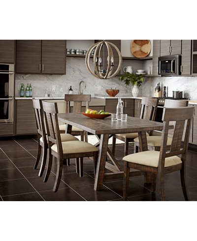 Ember Kitchen Furniture Collection, Created for Macy\'s - Furniture ...