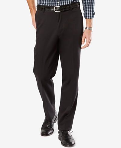 Dockers Men's Stretch Big & Tall Classic Fit Signature Khaki Pants D3