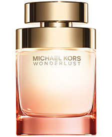 Michael Kors Wonderlust Fragrance Collection