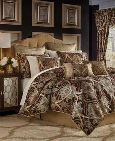 Croscill Bradney 4-pc Bedding Collection