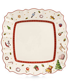 Villeroy & Boch Toys Delight Square White Salad Plate