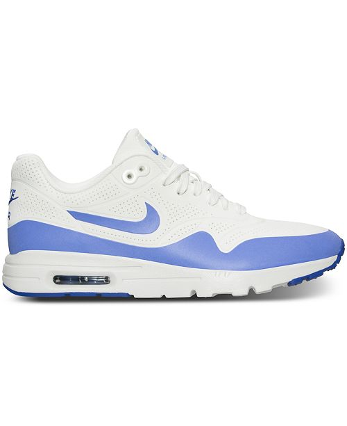 new styles 3f5bb db13d Nike. Women s Air Max 1 Ultra Moire Running Sneakers from Finish Line. 2  reviews. main image  main image  main image ...