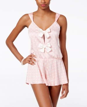 Vintage Rompers and Retro Playsuits kate spade new york Luxe Printed Romper $61.60 AT vintagedancer.com