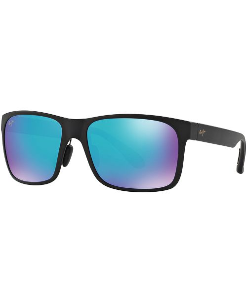 35a01be24 ... Maui Jim Red Sands Polarized Sunglasses , 432 Blue Hawaii Collection ...