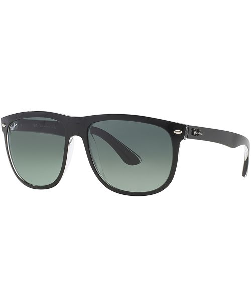 019acd8434cb Ray-Ban BOYFRIEND Sunglasses, RB4147 60 & Reviews ...