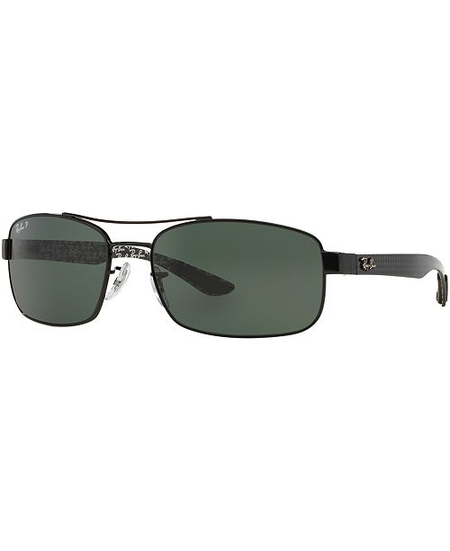 4da021934c0 new zealand ray ban. polarized sunglasses rb8316 carbon fibre. 4 reviews.  main image