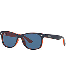 Ray-Ban NEW WAYFARER KIDS Junior Sunglasses, RJ9052S