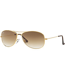 Ray Ban Sunglasses, RB3362 59 COCKPIT