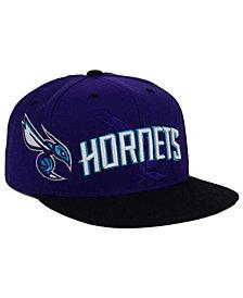 adidas Charlotte Hornets 2016 Draft Snapback Cap