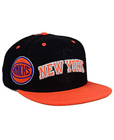 adidas New York Knicks 2016 Draft Snapback Cap
