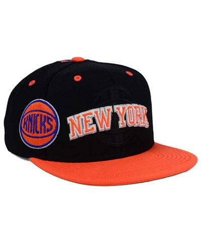 adidas New York Knicks 2016 Draft Snapback Cap