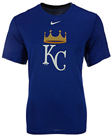 Nike Men's Kansas City Royals BP Logo Legend T-Shirt