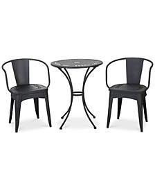 Waltin 3-Pc Bistro Set