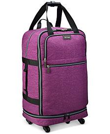 "Biaggi Zipsak 27"" Microfold Spinner Suitcase"