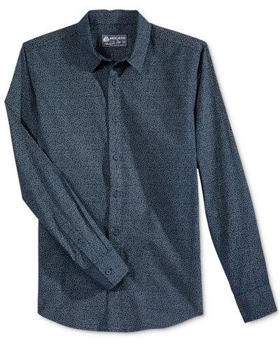 American Rag Men's Long Sleeve Shirt, Created for Macy's