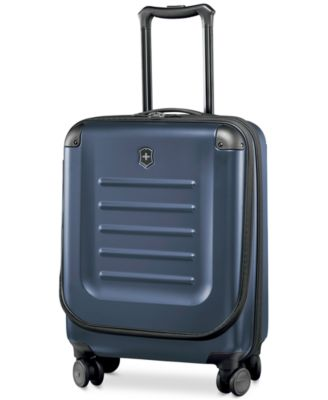 "Victorinox Spectra 2.0 22"" Expandable Hardside Carry-On Spinner Suitcase"