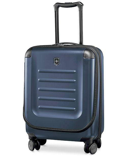 """Victorinox Swiss Army Victorinox Spectra 2.0 22"""" Expandable Hardside Carry-On Spinner Suitcase"""
