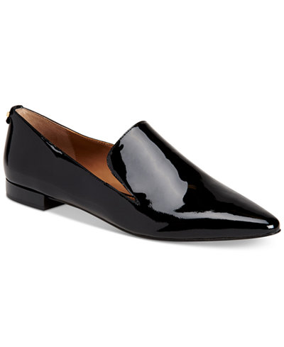 Calvin Klein Women S Elin Pointed Toe Flats Created For